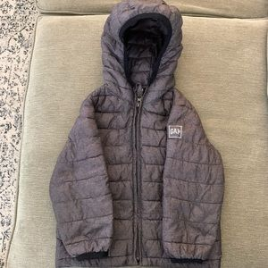 Gap Toddler Boy Primaloft Puffer Coat - Size 2T